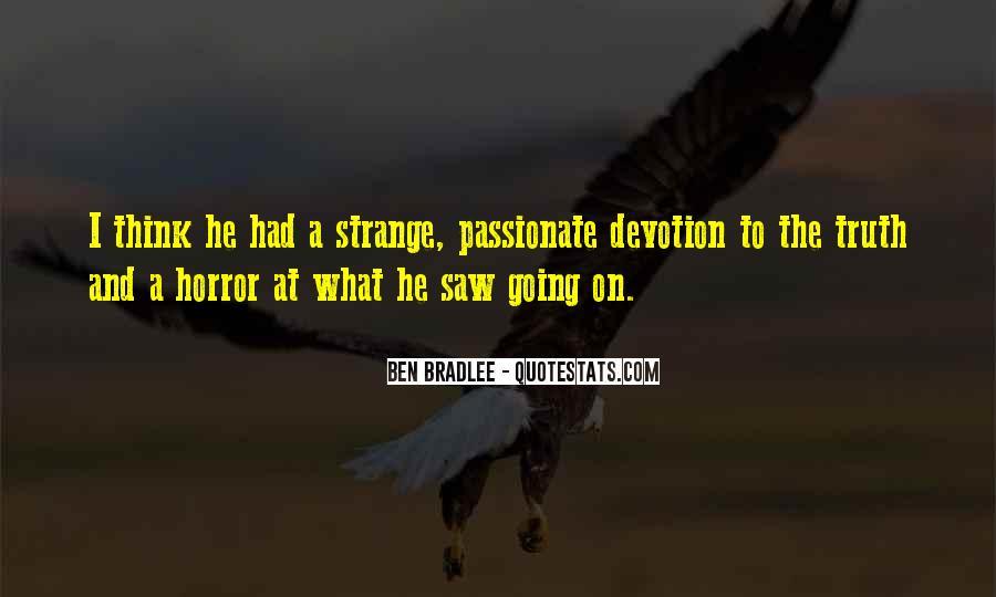 Bradlee's Quotes #1519044