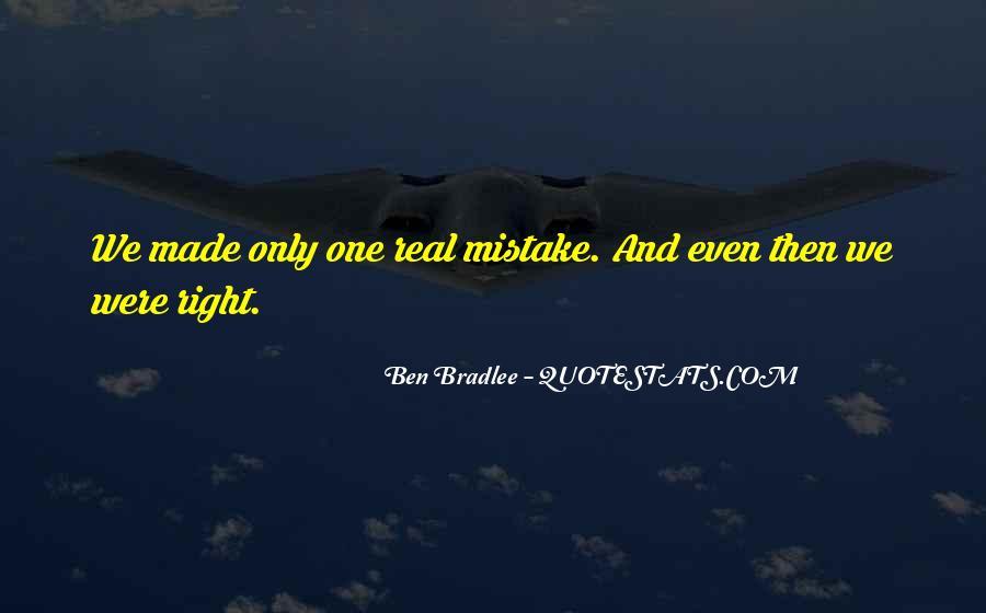 Bradlee's Quotes #1729672