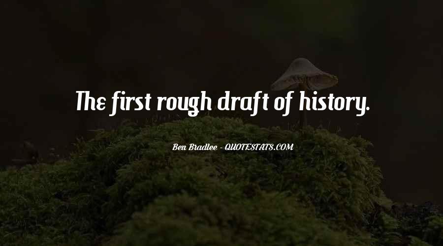 Bradlee's Quotes #1807575