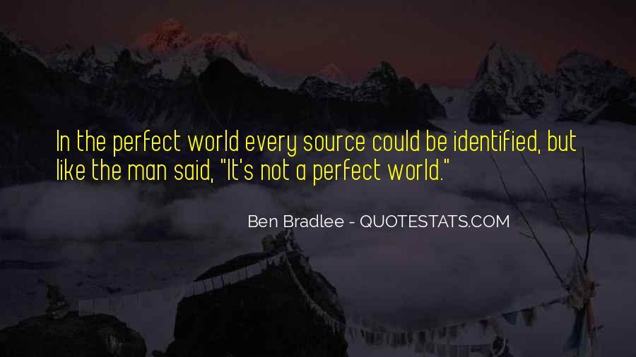 Bradlee's Quotes #645644