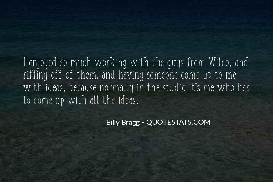 Bragg's Quotes #1120778