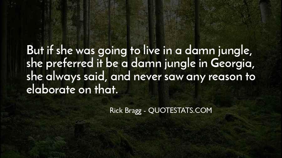 Bragg's Quotes #1220966