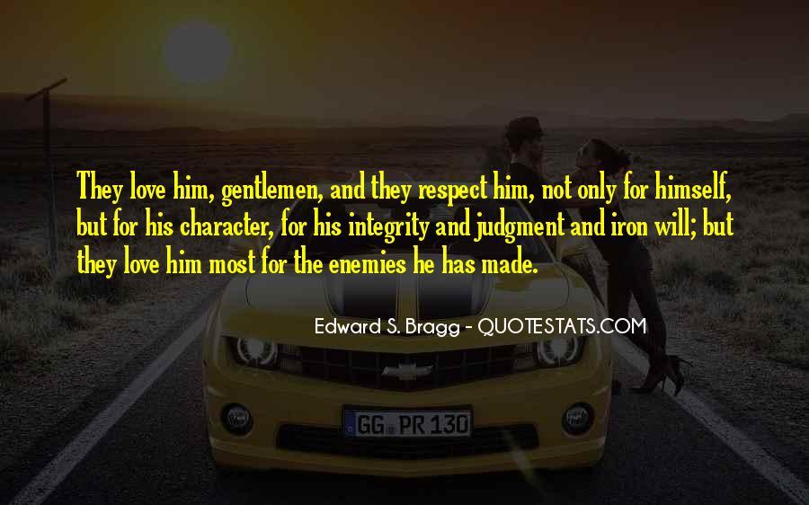 Bragg's Quotes #1543621