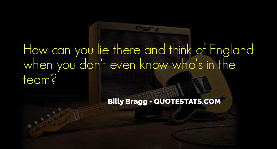 Bragg's Quotes #1577535