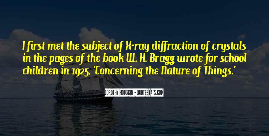Bragg's Quotes #229953