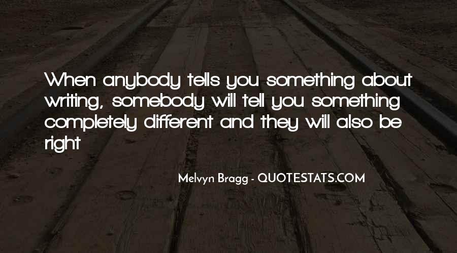 Bragg's Quotes #454084