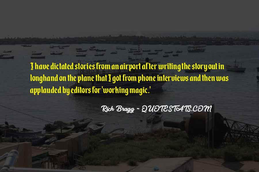 Bragg's Quotes #515587