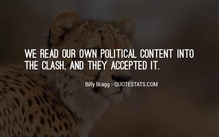 Bragg's Quotes #604732
