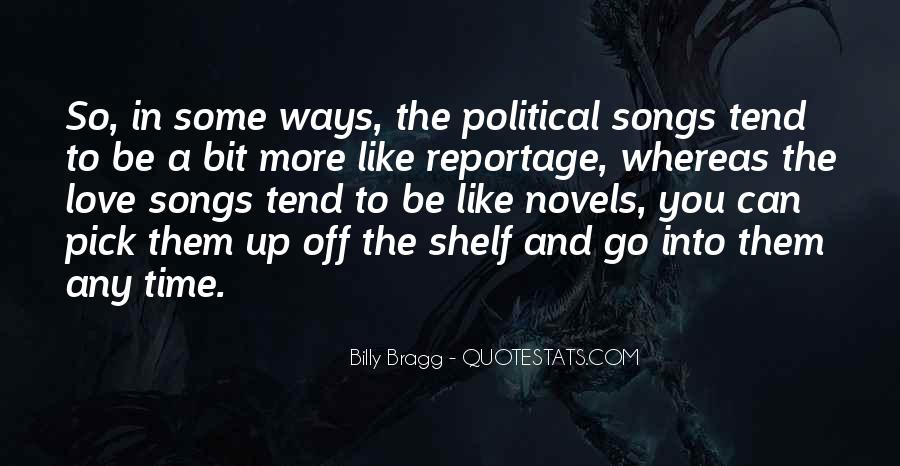Bragg's Quotes #883798