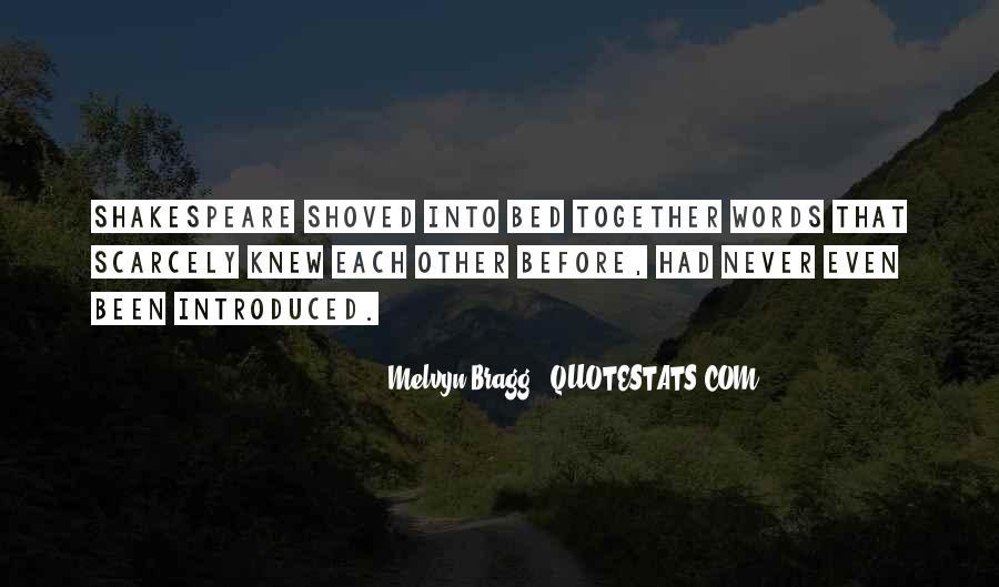 Bragg's Quotes #910336