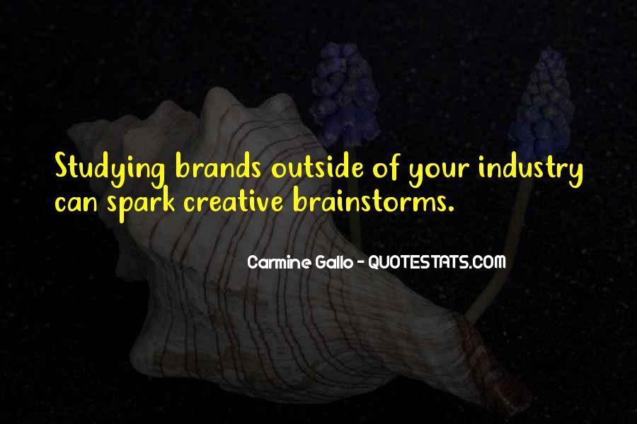 Brainstorms Quotes #1118744