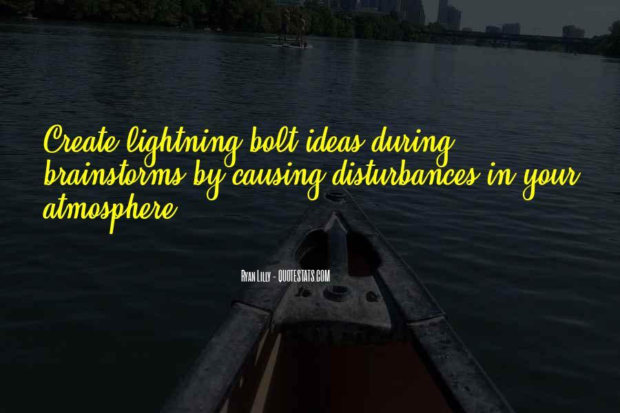 Brainstorms Quotes #1349096