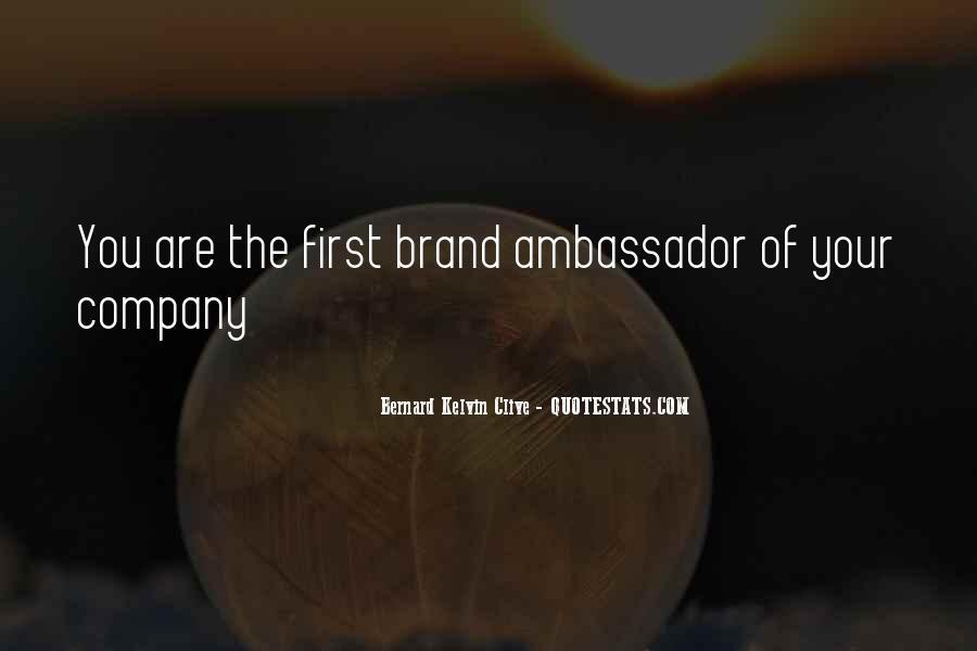 Brand'em Quotes #78367
