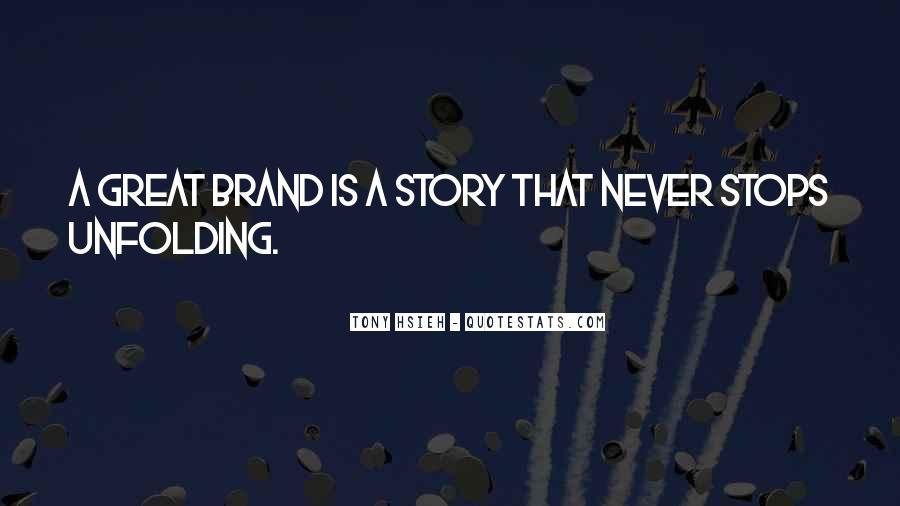 Brand'em Quotes #89725