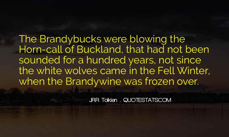 Brandybucks Quotes #448260