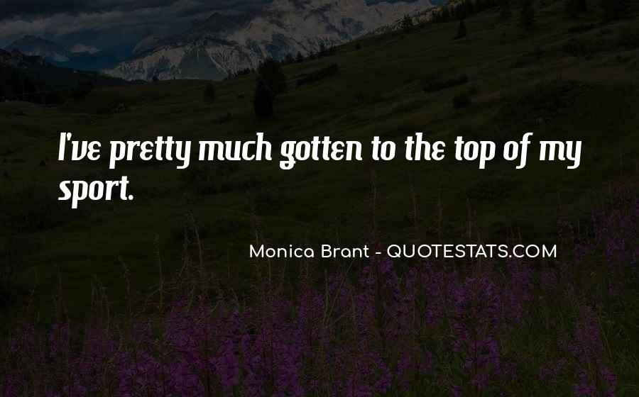 Brant's Quotes #1290291