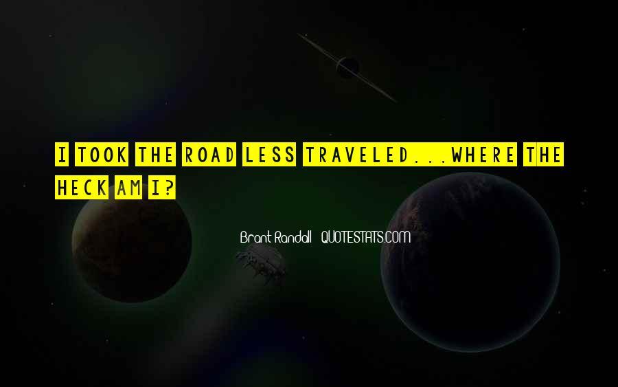 Brant's Quotes #1368702