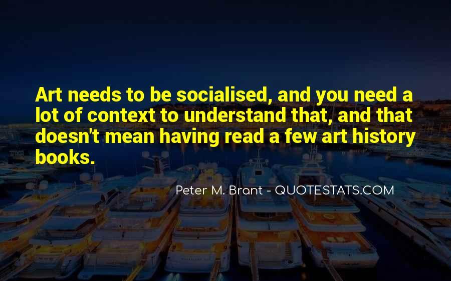 Brant's Quotes #1548510