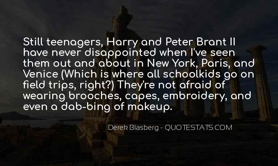 Brant's Quotes #173725