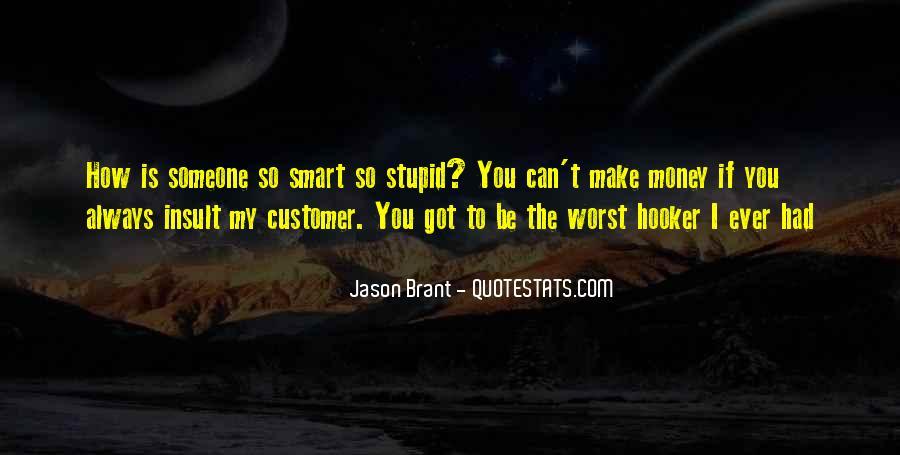 Brant's Quotes #367710