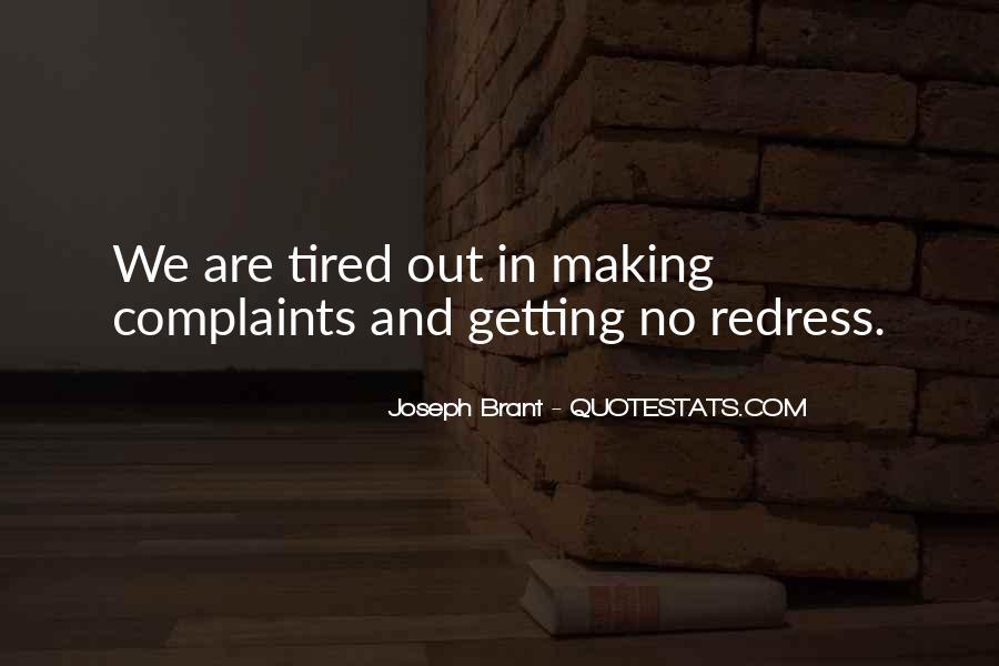 Brant's Quotes #414399