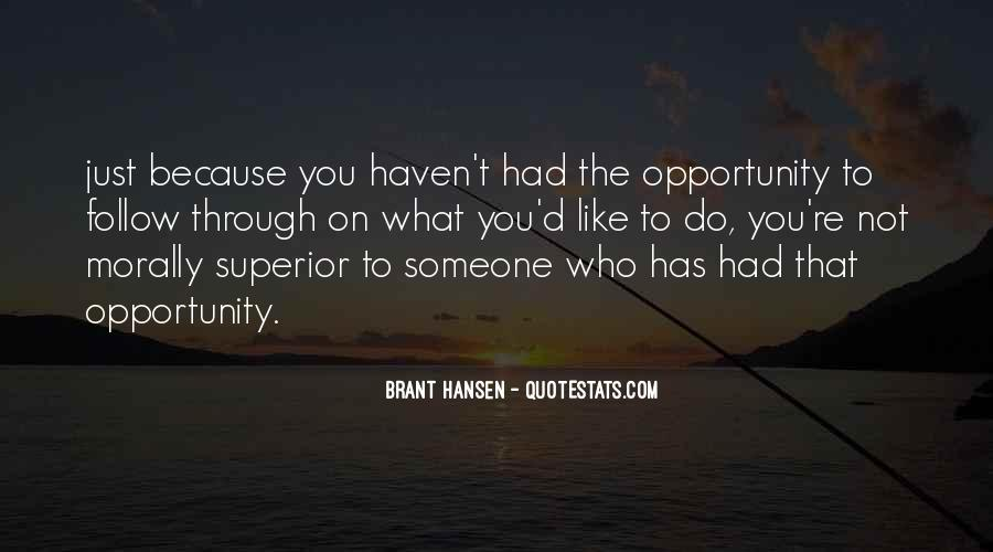 Brant's Quotes #547055