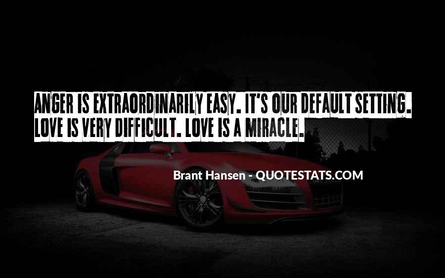 Brant's Quotes #631517