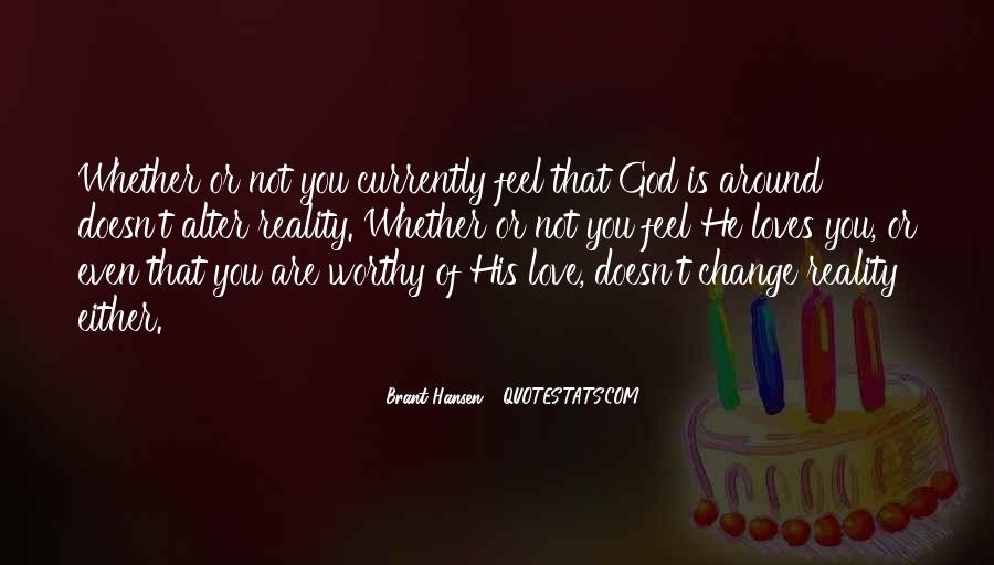 Brant's Quotes #724883