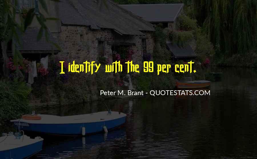 Brant's Quotes #865754