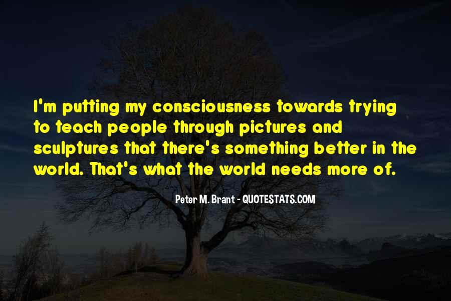 Brant's Quotes #982732
