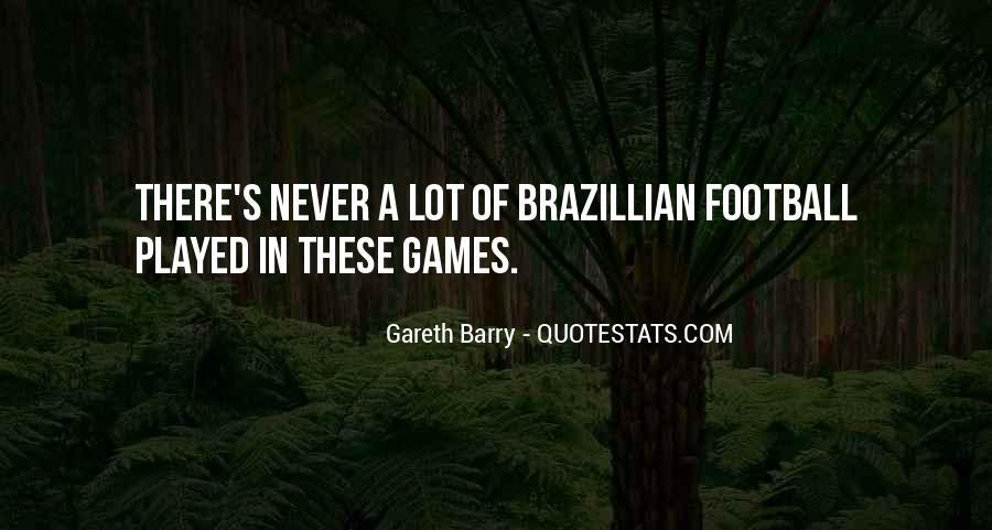 Brazillian Quotes #103327