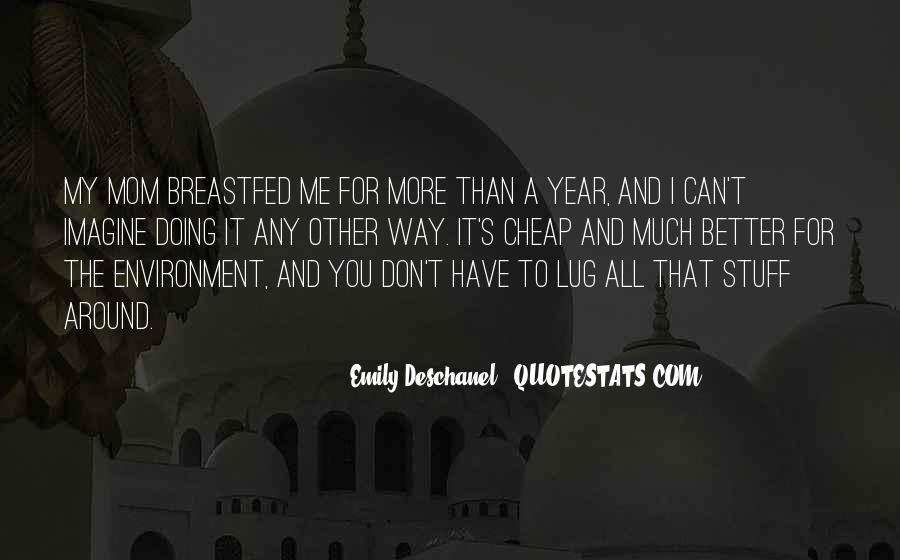 Breastfed Quotes #1182539