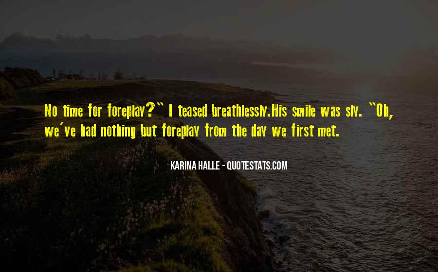 Breathlessly Quotes #1695042