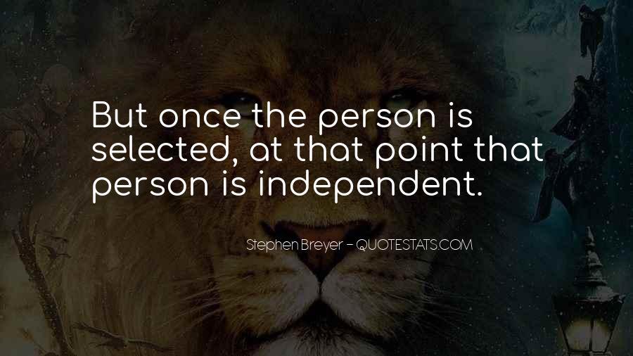 Breyer's Quotes #102343