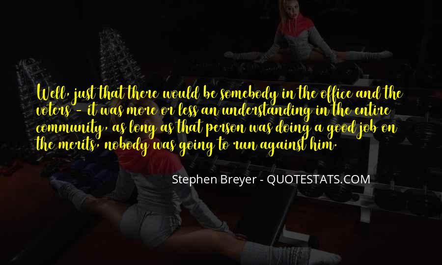 Breyer's Quotes #1413620