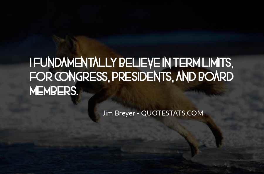 Breyer's Quotes #1716541