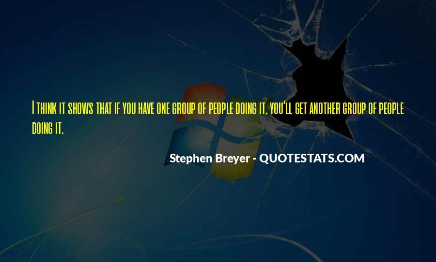 Breyer's Quotes #257552