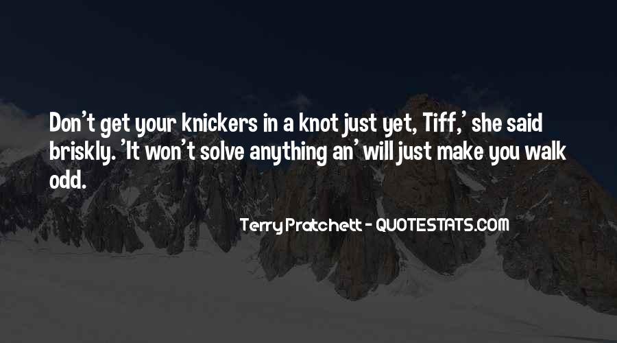 Briskly Quotes #1007820