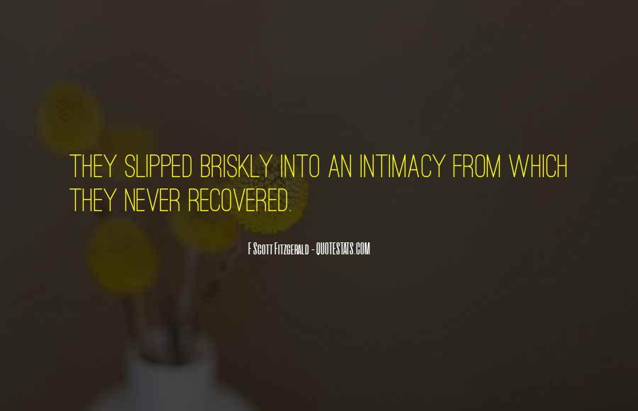 Briskly Quotes #1377933