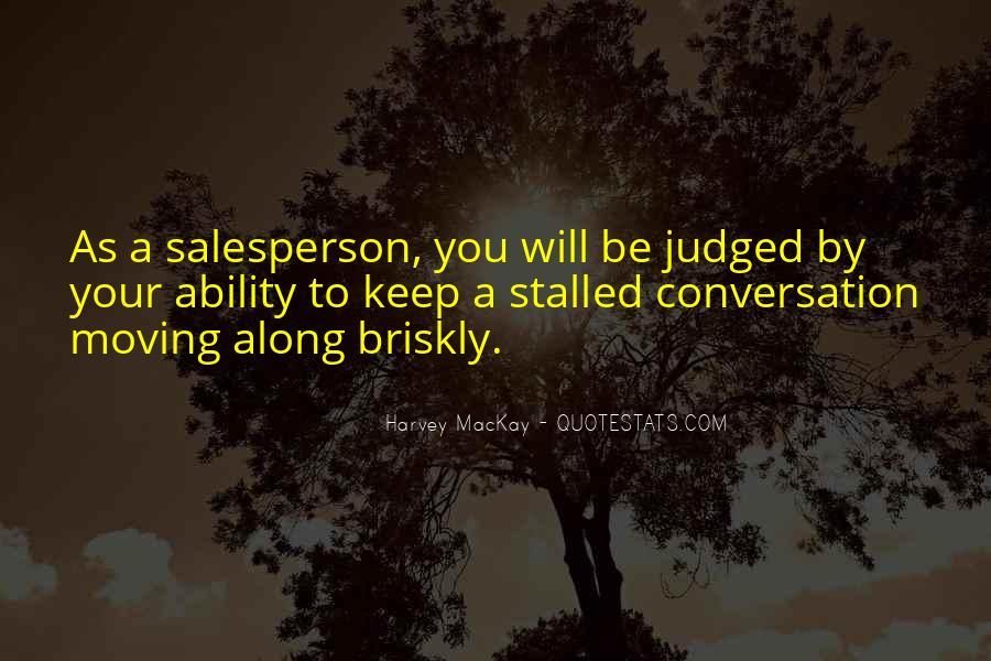 Briskly Quotes #223315