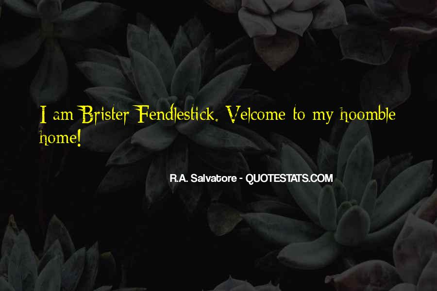 Brister Quotes #374842