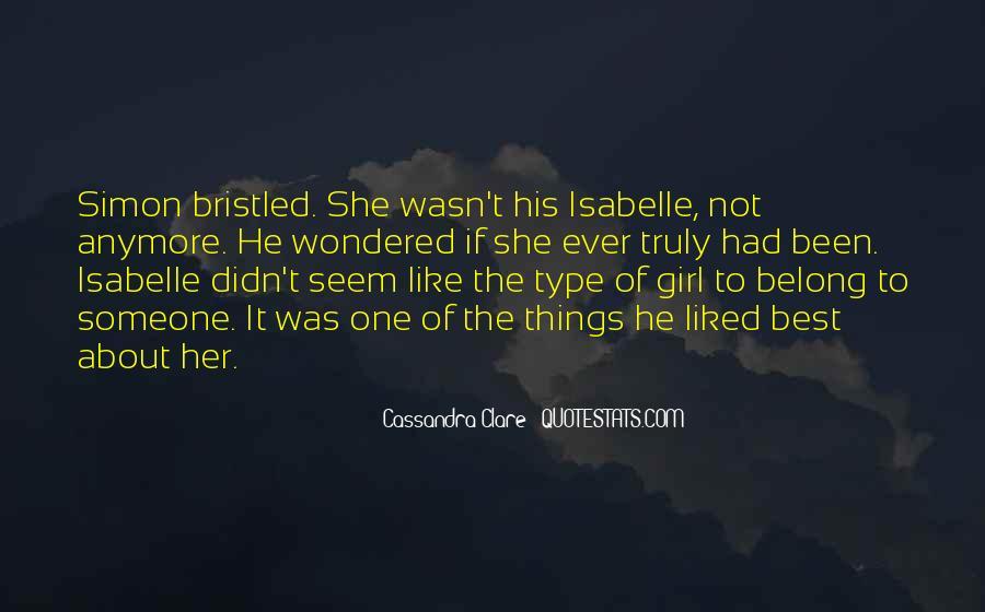 Bristled Quotes #1009991