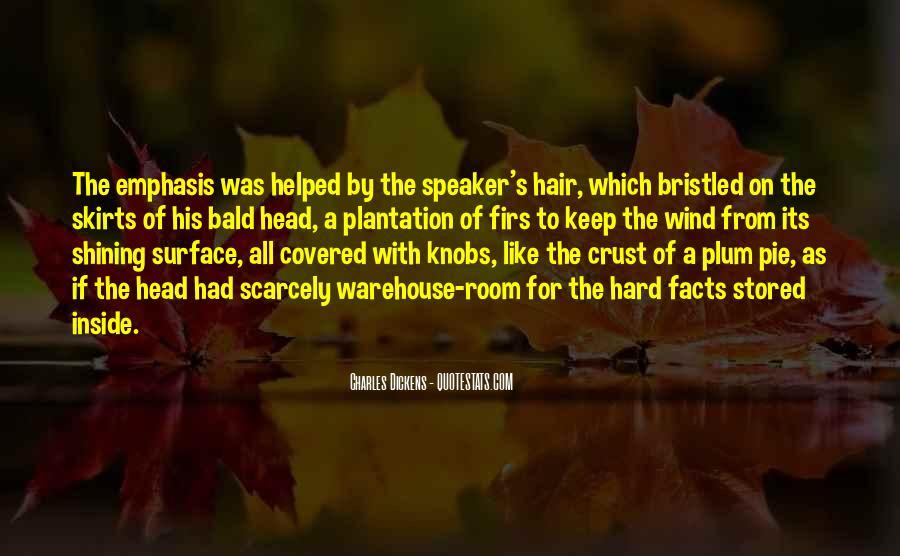 Bristled Quotes #1220205