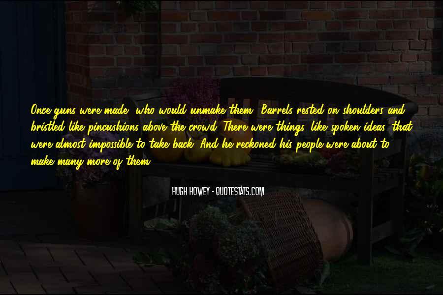 Bristled Quotes #161487