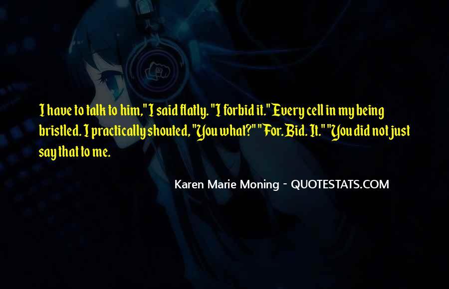 Bristled Quotes #501983