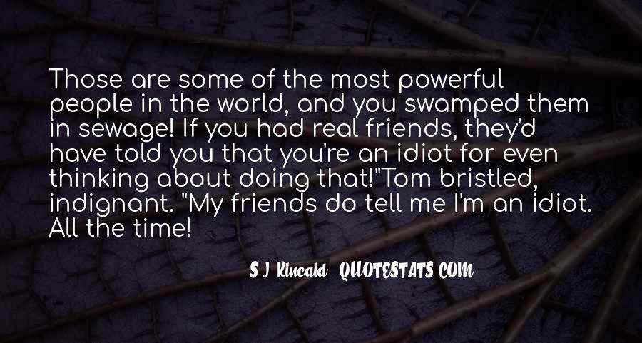 Bristled Quotes #844170