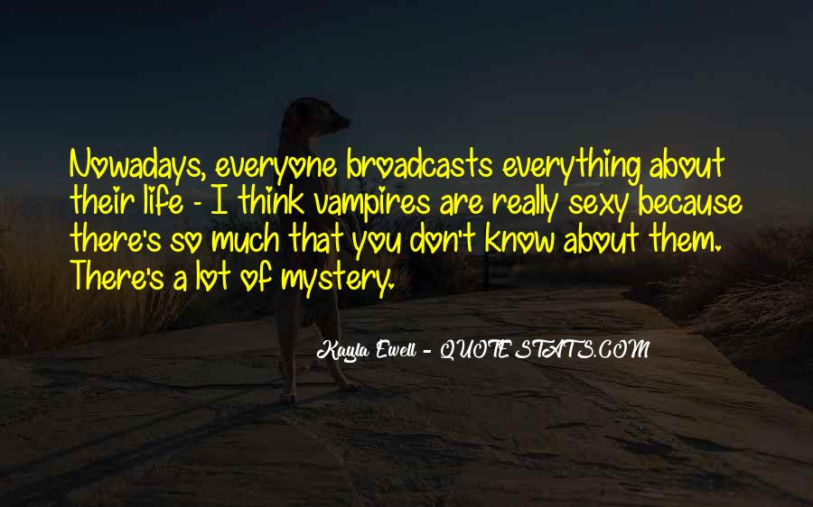 Broadcasts Quotes #1845876
