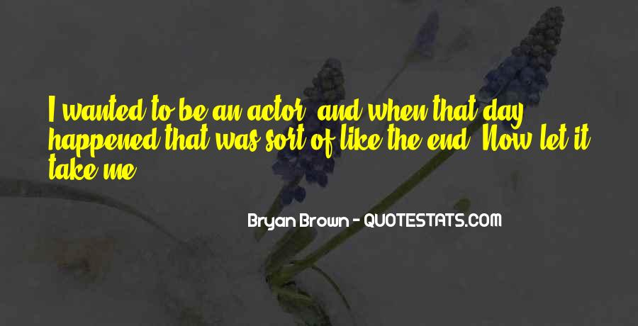 Brodrick's Quotes #1521309