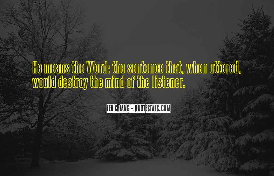 Brok'st Quotes #1592726