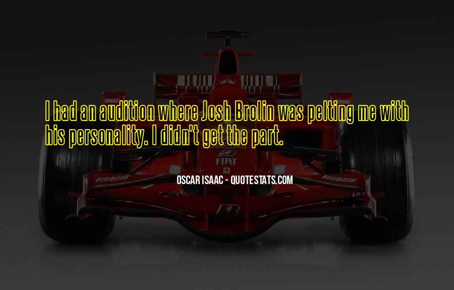 Brolin Quotes #1200333